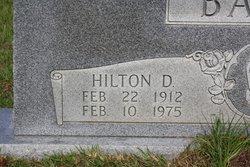 Hilton D. Bates