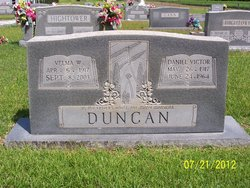 Velma <i>Williams</i> Duncan