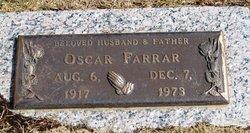Oscar Farrar