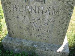 Hattie Osborn <i>Lendall</i> Burnham
