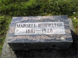 Marsell H Knowlton