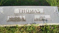 George E Thomas