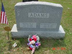 Kathryn E. <i>Moyer</i> Adams