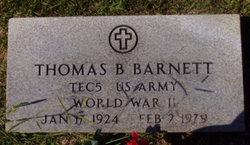 Thomas B Barnett