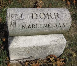 Marlene Ann Dorr