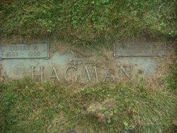 Esther S. <i>Wickman</i> Hagman