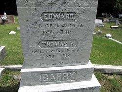 Edward Barry