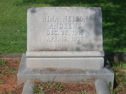Nina Geddes <i>Nelson</i> Andrews