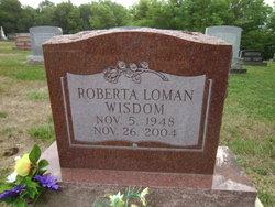 Roberta <i>Loman</i> Wisdom