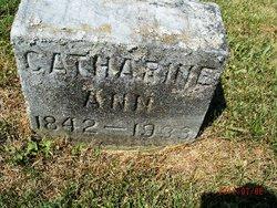 Catharine Ann Morrow