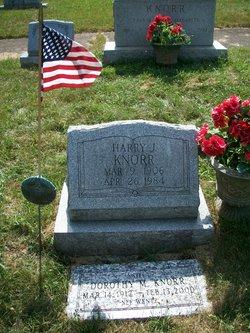 Dorothy M <i>Wentz</i> Knorr