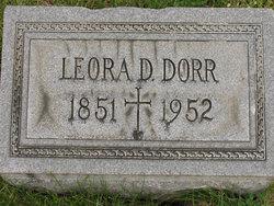 Leora D <i>Hill</i> Dorr