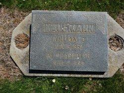 Mary Charlotte Lottie <i>Widman</i> Kaufmann