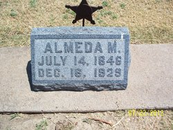 Almeda <i>Moon</i> Carey
