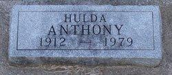 Hulda <i>Stevens</i> Anthony