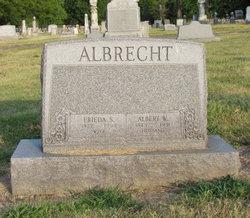 Albert W Albrecht