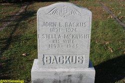John L Backus