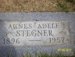 Agnes Adele <i>Zimmerman</i> Stegner