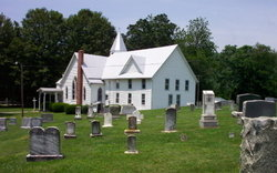 Asbury United Methodist Church Cemetery