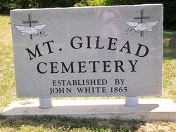 Mount Gilead Methodist Episcopal Cemetery
