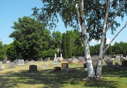 Saint Louis Catholic Cemetery