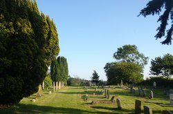Great Brickhill Church Cemetery