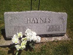 Martha A. Haynes