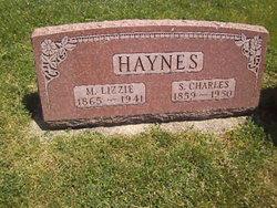 Mary Elizabeth Lizzie <i>Botkin</i> Haynes