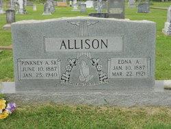 Edna <i>Allison</i> Allison