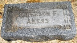 Anderson F Akers