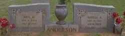 Audell Addie Anderson