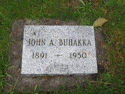 John August Buhakka