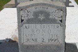 Arlie <i>Brister</i> Bond