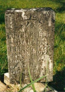 Luther Lee Barker