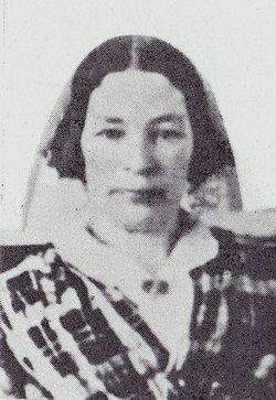 Mary <i>Wickersham</i> Woolley