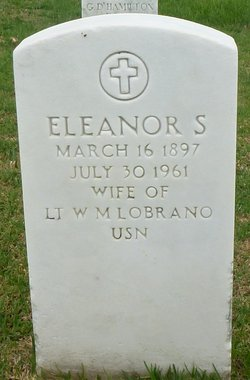 Eleanor <i>Seymour</i> Lobrano