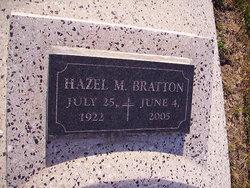 Hazel <i>Parkey</i> Bratton