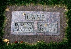 Alice F Case