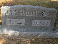 Ethel Isabell <i>Chennault</i> Kinniell