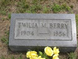 Twilia M. Berry