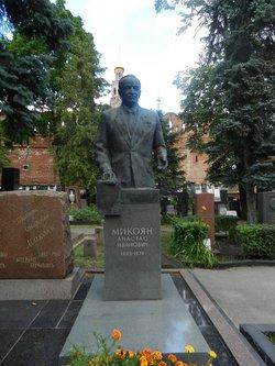 Anastas Ivanovich Mikoyan