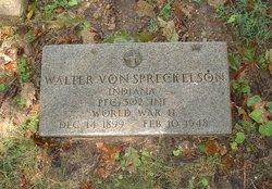 Walter Von Spreckelsen