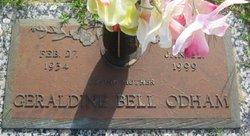 Geraldine Lupe <i>Bell</i> Odham