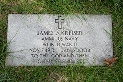 James A Kreiser