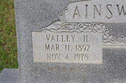Valley H Ainsworth