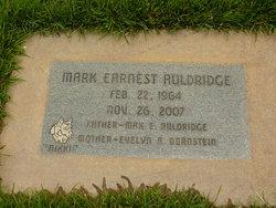 Mark Ernest Auldredge