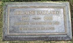 Helaine <i>Brown</i> Ballard