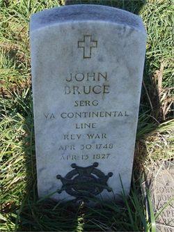 John Bruce, Sr