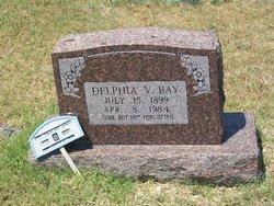 Delphia V <i>Stephens</i> Bay