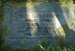 Billy Carl Crespin
